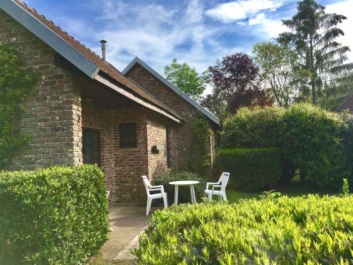 Les Cottages D Orient à Mesnil Saint Père Champagne Breaks