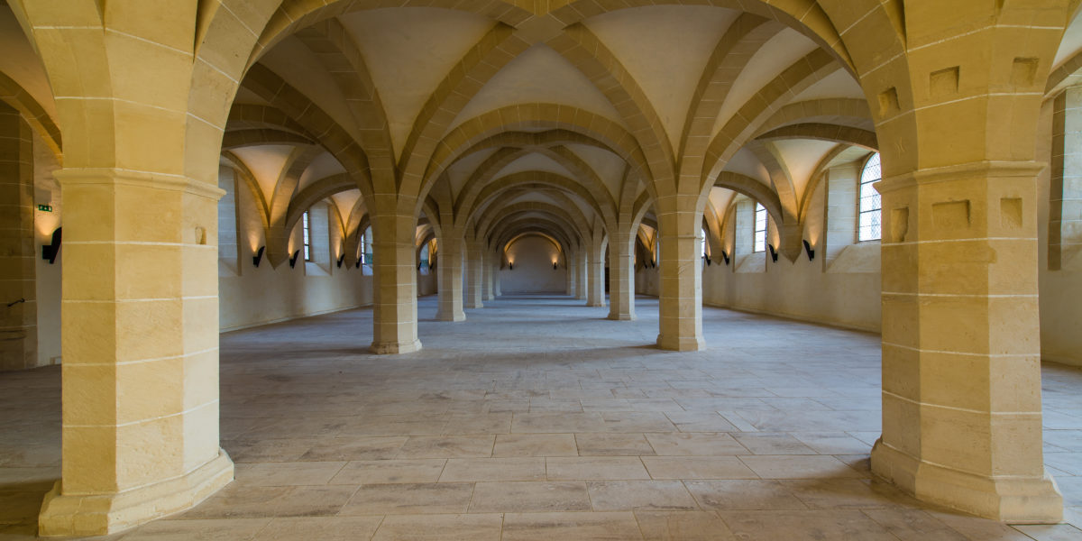 Abbaye de Clairvaux - photo S. Brodier